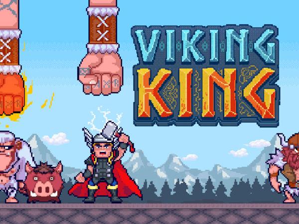 Bild zu Action-Spiel Viking King