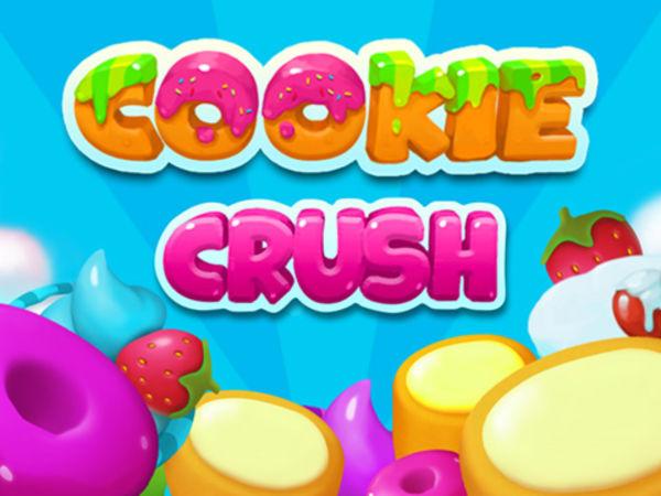 Bild zu Klassiker-Spiel Cookie Crush