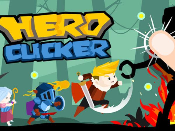 Bild zu Klassiker-Spiel Hero Clicker
