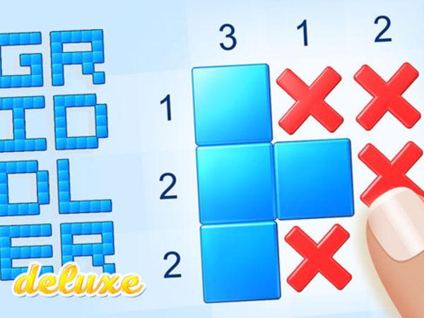 Bild zu Karten & Brett-Spiel Griddlers Deluxe