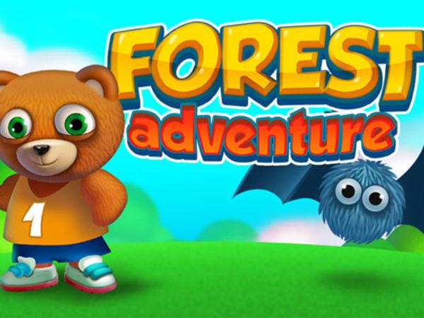 Bild zu Action-Spiel Forest Adventure