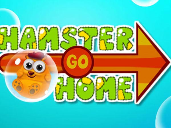 Bild zu Denken-Spiel Hamster Go Home