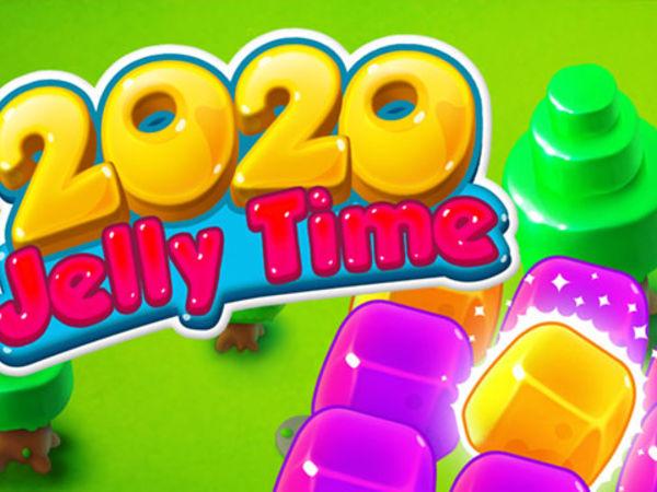 Bild zu Denken-Spiel 2020! Jelly Time