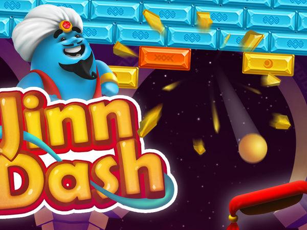 Bild zu Geschick-Spiel Jinn Dash