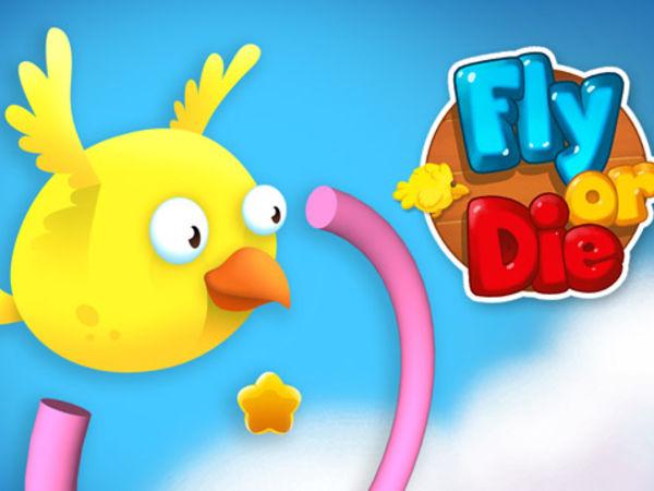 Bild zu Klassiker-Spiel Fly Or Die