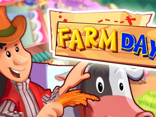 Bild zu Denken-Spiel Farm Day