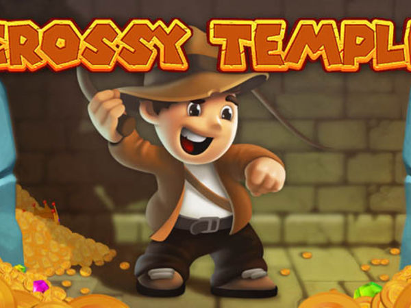 Bild zu HTML5-Spiel Crossy Temple