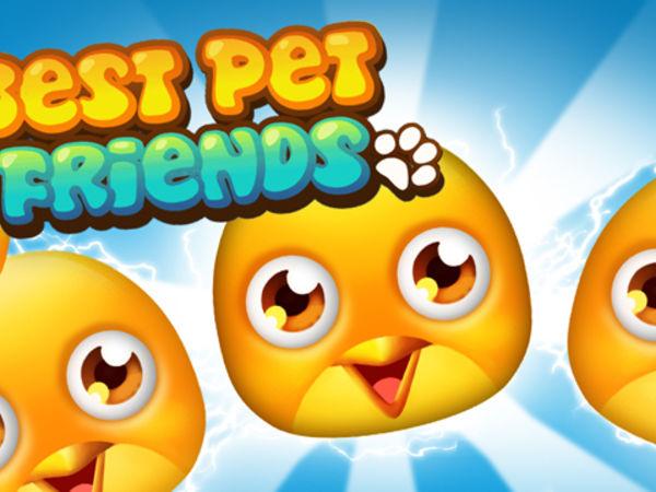 Bild zu Mädchen-Spiel Best Pet Friends