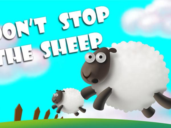 Bild zu HTML5-Spiel Don't Stop the Sheep