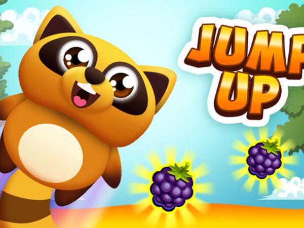 Bild zu Geschick-Spiel Jump Up