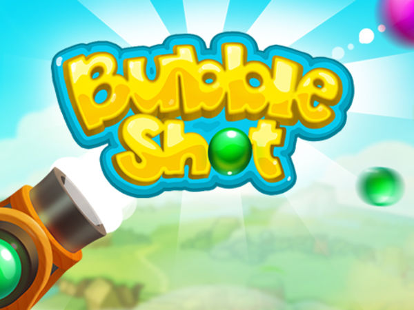 Bild zu Denken-Spiel Bubble Shot