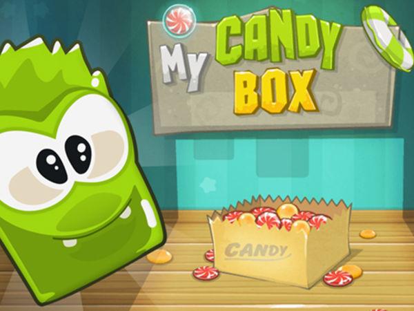 Bild zu Denken-Spiel My Candy Box