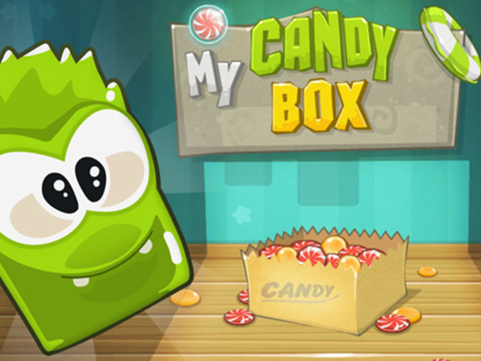 Idle games candy box