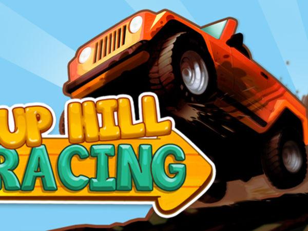 Bild zu Geschick-Spiel Up Hill Racing