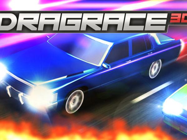 Bild zu Geschick-Spiel Drag Race 3D