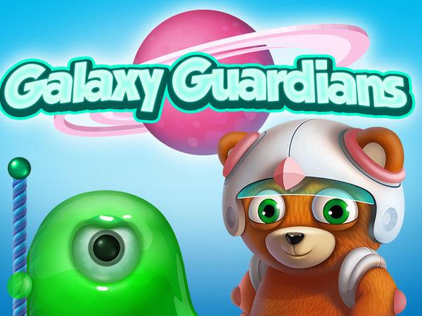 Bild zu Denken-Spiel Galaxy Guardians
