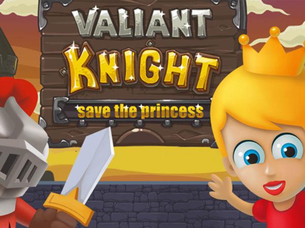 Bild zu Action-Spiel Valiant Knight - STP
