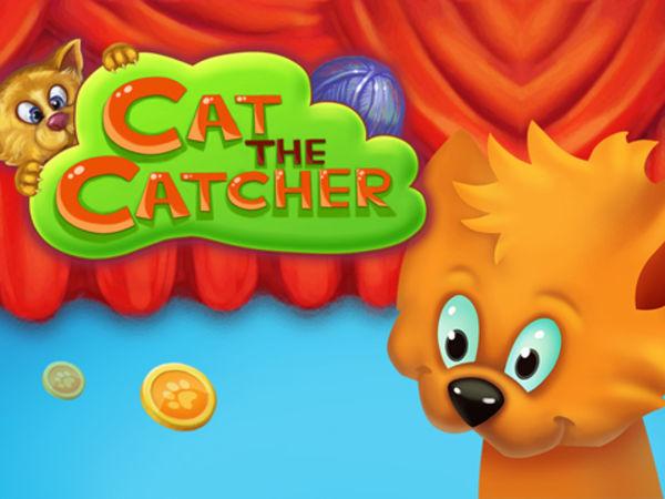 Bild zu Action-Spiel Cat the Catcher