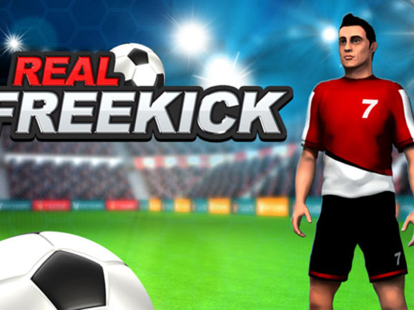 Bild zu Klassiker-Spiel Real Freekick 3D