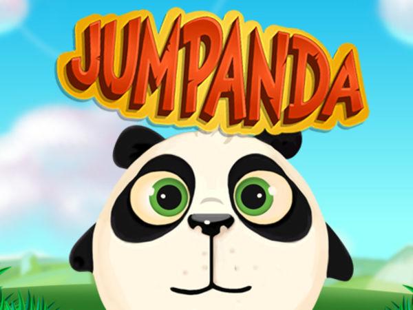 Bild zu Geschick-Spiel Jumpanda