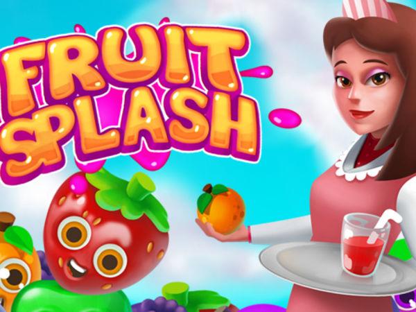Bild zu Denken-Spiel Fruit Splash Saga