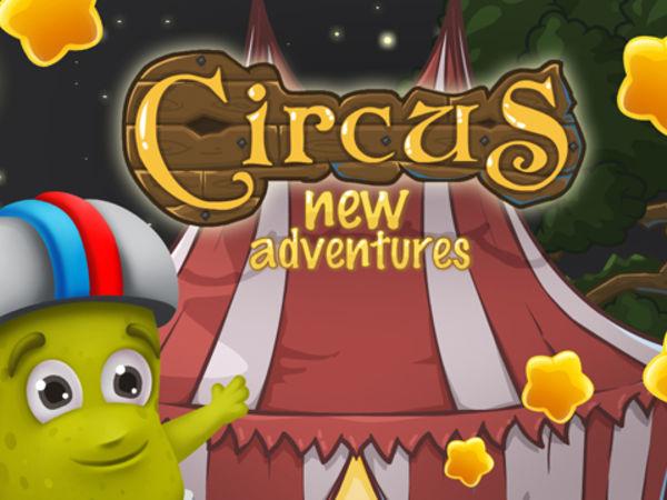 Bild zu Action-Spiel Circus New Adventures