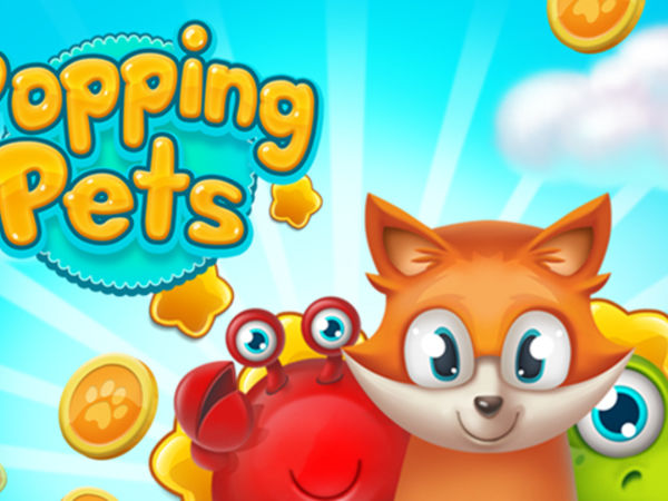 Bild zu Klassiker-Spiel Popping Pets