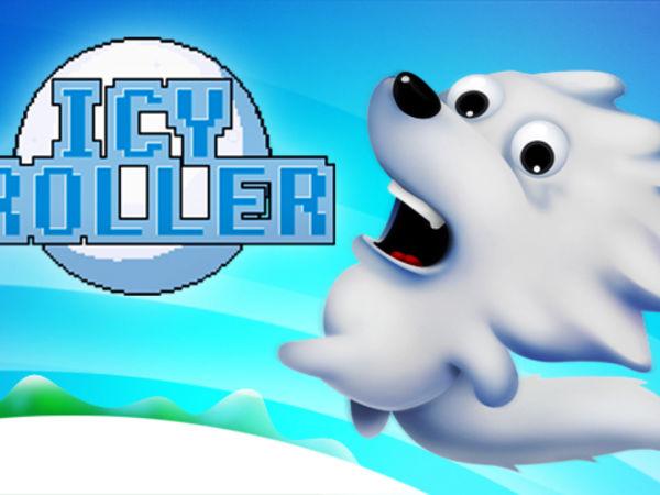 Bild zu Geschick-Spiel Icy Roller