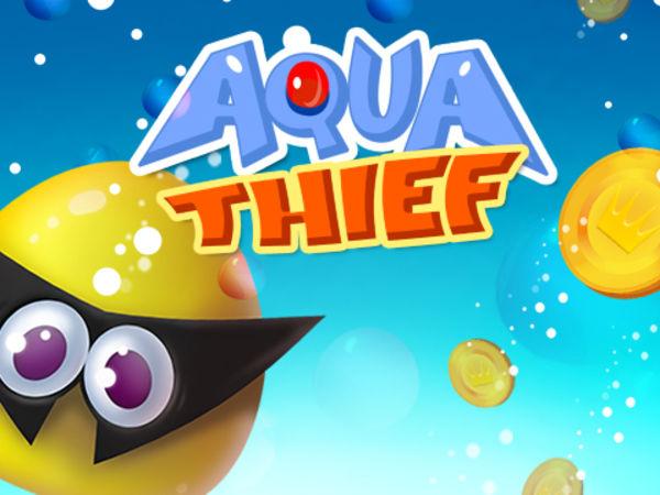 Bild zu Action-Spiel Aqua Thief