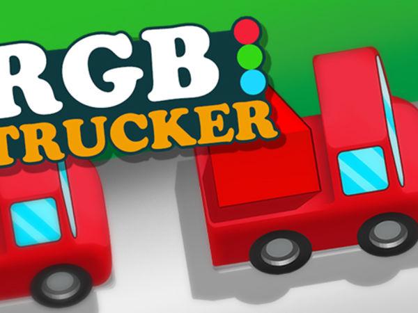 Bild zu Denken-Spiel RGB Trucker