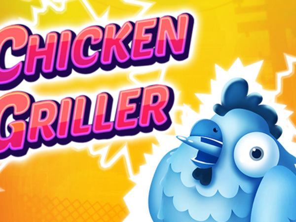 Bild zu Denken-Spiel Epic Chicken Griller