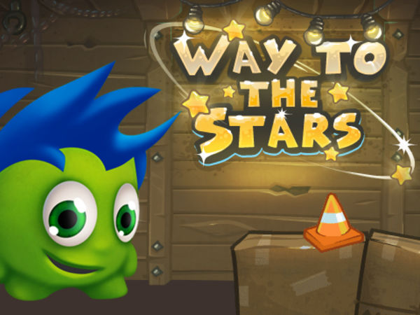 Bild zu Denken-Spiel Way to the Stars