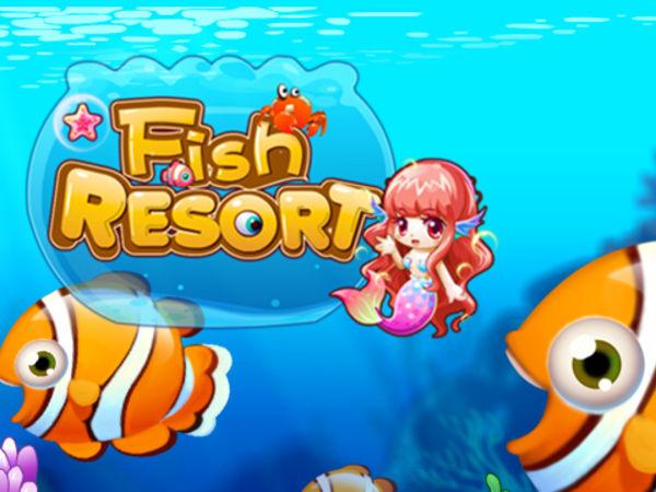 Bild zu Action-Spiel Fish Resort