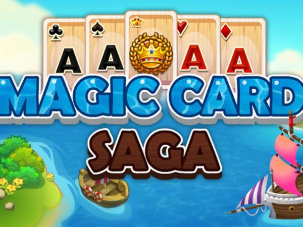 Bild zu Denken-Spiel Magic Card Saga