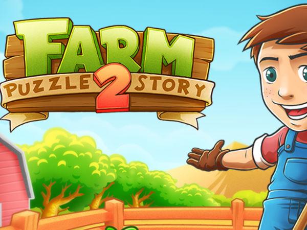 Bild zu Denken-Spiel Farm Puzzle Story 2
