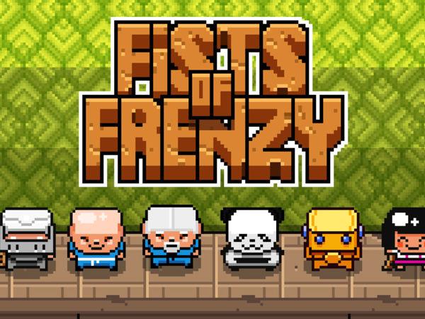 Bild zu Action-Spiel Fists of Frenzy