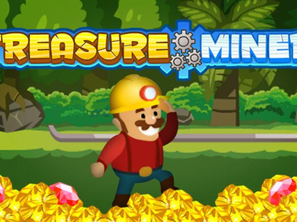 Bild zu Action-Spiel Treasure Miner