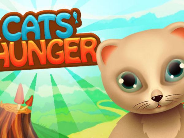 Bild zu Denken-Spiel Cat's Hunger