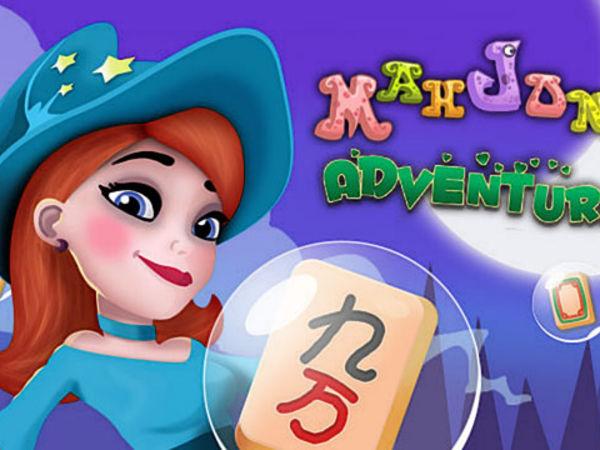 Bild zu Klassiker-Spiel Mahjong Adventure