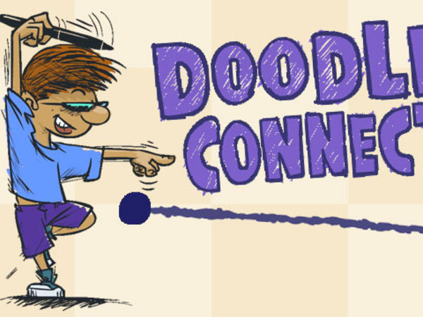 Bild zu Kinder-Spiel Doodle Connect