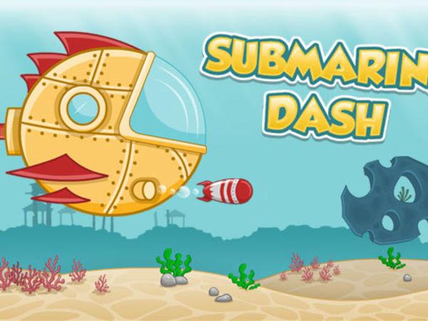 Bild zu Action-Spiel Submarine Dash