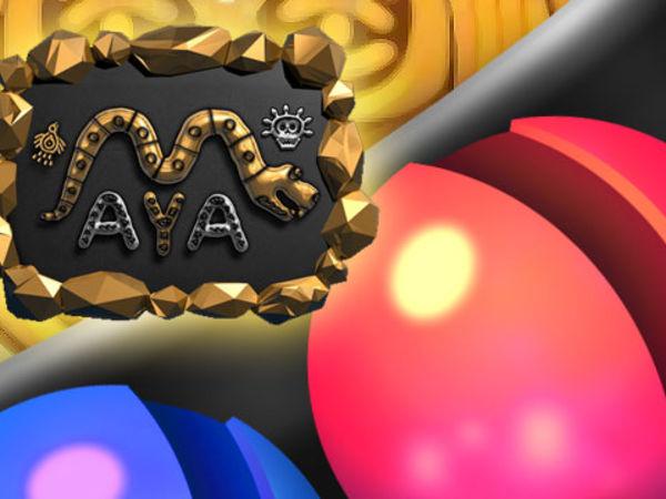 Bild zu Denken-Spiel Maya