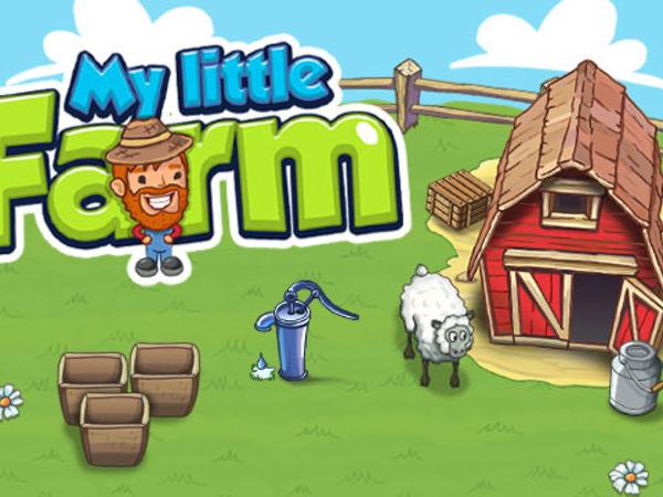 Bild zu Mädchen-Spiel My Little Farm