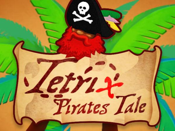 Bild zu Klassiker-Spiel Tetrix Pirates Tale