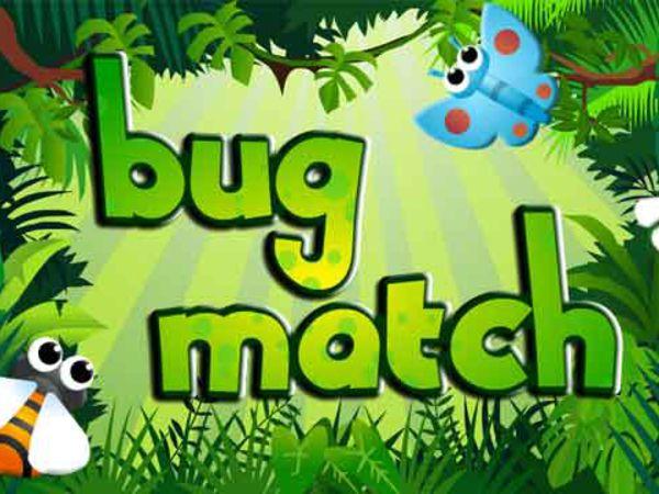 Bild zu Klassiker-Spiel Bug Match 2