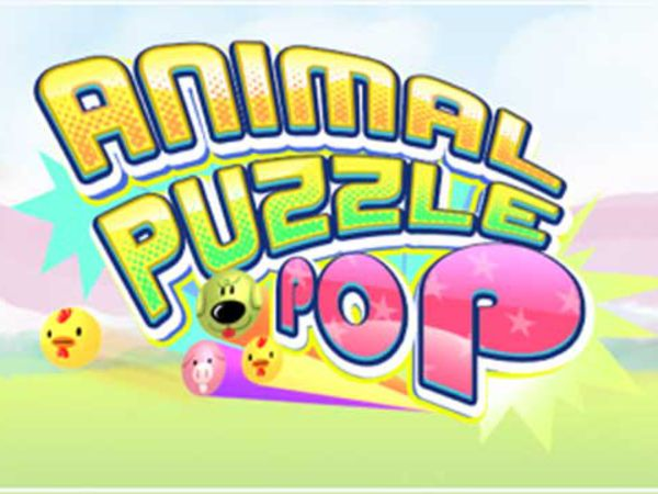 Bild zu Klassiker-Spiel Animal Puzzle Pop