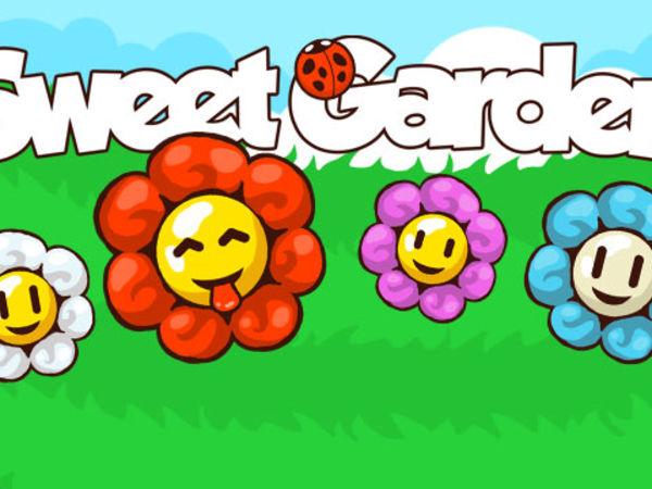 Bild zu Denken-Spiel Sweet Garden