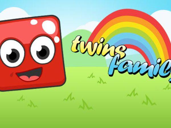 Bild zu Denken-Spiel Twins Family