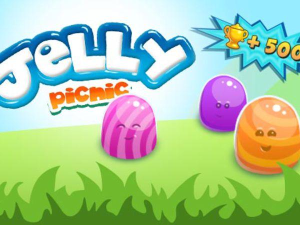 Bild zu Klassiker-Spiel Jelly Picnic