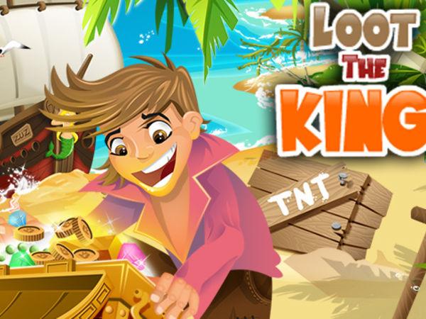 Bild zu Denken-Spiel Loot the King